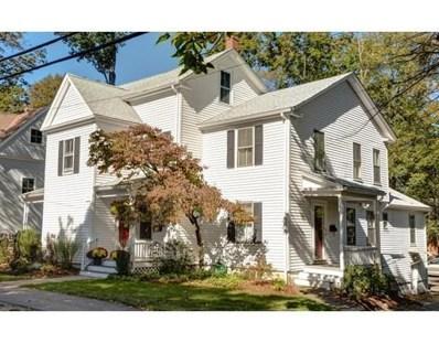 24 Cottage St. UNIT 3, Wellesley, MA 02482 - MLS#: 72238227