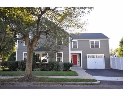 5 Littlejohn Street, Arlington, MA 02476 - MLS#: 72238315