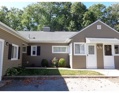 89 Horseshoe Drive UNIT 89, Chicopee, MA 01022 - MLS#: 72238622