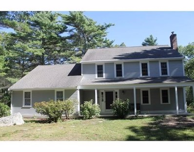 36 College Pond Rd, Plymouth, MA 02360 - MLS#: 72238624