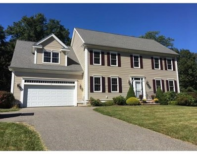 55 Woodpecker Road, Stoughton, MA 02072 - MLS#: 72238627