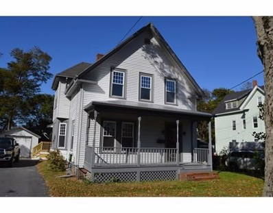 62 Everett Street, Middleboro, MA 02346 - MLS#: 72238881