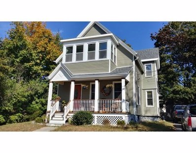 12 Everett St, Taunton, MA 02780 - MLS#: 72239099