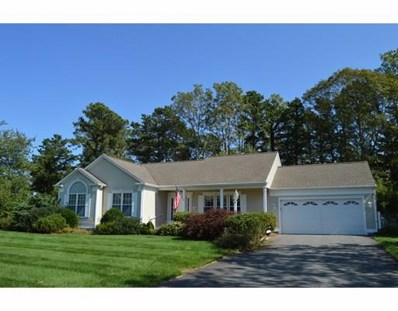 126 Long Duck Pond Rd, Plymouth, MA 02360 - MLS#: 72239269
