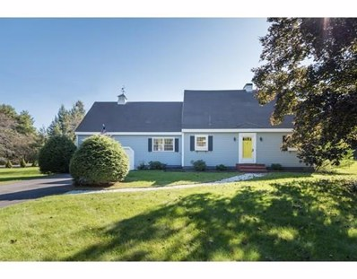 203 Haggetts Pond Rd, Andover, MA 01810 - MLS#: 72239330