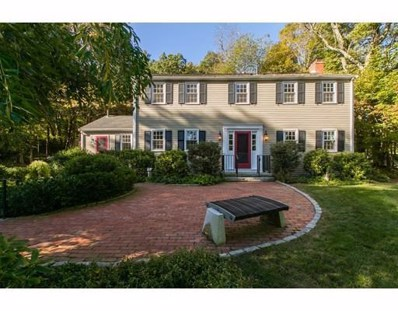 7 Upland Field Rd, Lincoln, MA 01773 - MLS#: 72239350
