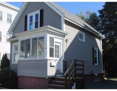 39 Melvin Avenue, Lynn, MA 01902 - MLS#: 72239377