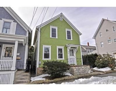 114 Larch St, New Bedford, MA 02740 - MLS#: 72239384