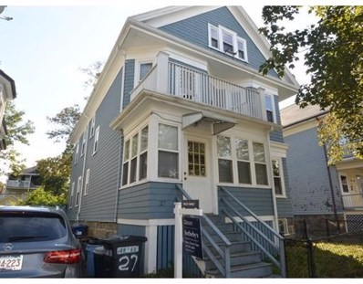27 Whitten St, Boston, MA 02122 - MLS#: 72240823