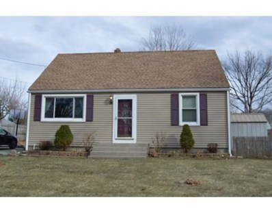 25 Tenney St, Chicopee, MA 01013 - MLS#: 72240830