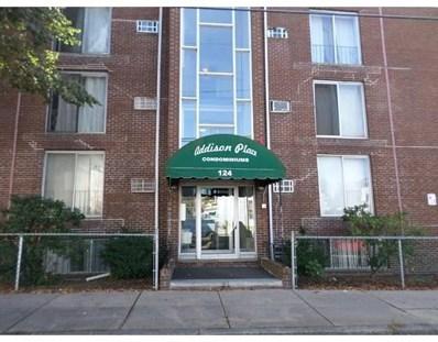 124 Addison St UNIT 1, Chelsea, MA 02150 - MLS#: 72241430