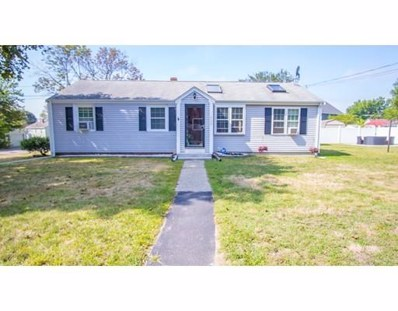 100 Bradley Ave, Brockton, MA 02302 - MLS#: 72241616