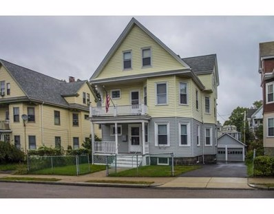 34 Colberg Ave, Boston, MA 02131 - MLS#: 72241947