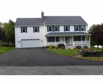 95 Legate Hill Rd, Leominster, MA 01453 - MLS#: 72241982
