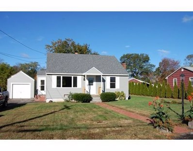 114 Blaine Ave, East Brookfield, MA 01515 - MLS#: 72242004