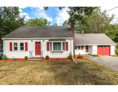 103 Central St., North Reading, MA 01864 - MLS#: 72242209