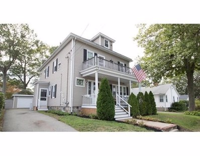 22 Avon, Brockton, MA 02301 - MLS#: 72242633
