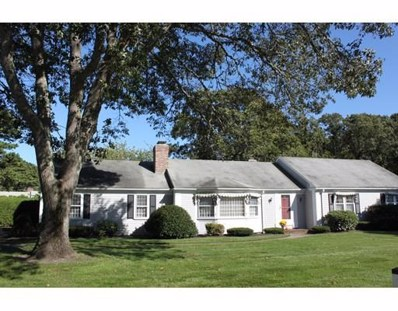 22 Out Of Bounds Drive, Yarmouth, MA 02664 - MLS#: 72242996