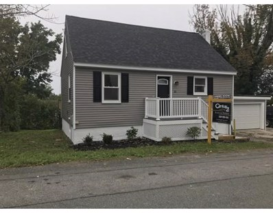 26 Warner St, Fall River, MA 02720 - MLS#: 72243433