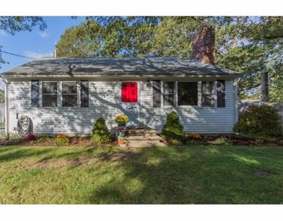 27 Melville Rd, Yarmouth, MA 02664 - MLS#: 72243715
