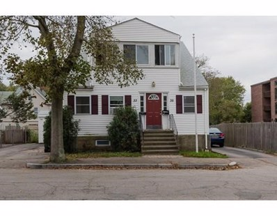 33-35 Marshall St, Quincy, MA 02171 - MLS#: 72243769