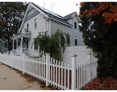 106 Plymouth St, Fitchburg, MA 01420 - MLS#: 72243779