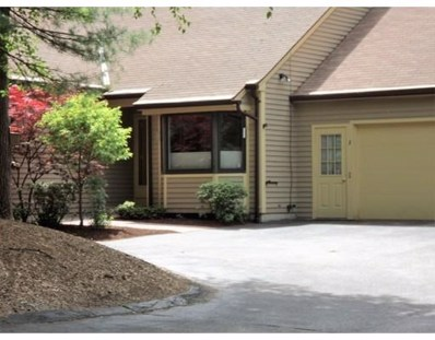 2 Bentwood Dr. UNIT 2, Sturbridge, MA 01566 - MLS#: 72243833
