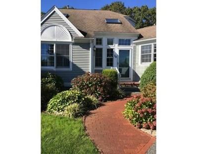 74 Hidden Bay Drive UNIT 74, Dartmouth, MA 02748 - MLS#: 72243881