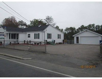 650 Montello St UNIT 1, Brockton, MA 02301 - MLS#: 72244073