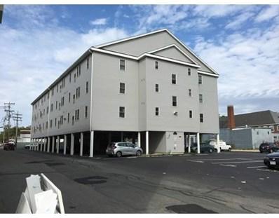 107 Foster St UNIT 103, Peabody, MA 01960 - MLS#: 72244092