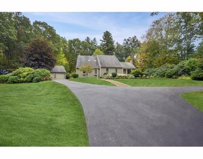 118 Armsby Rd, Sutton, MA 01590 - MLS#: 72244220