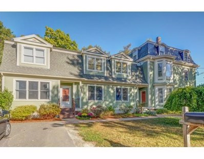 10 Highland St UNIT 10, Concord, MA 01742 - MLS#: 72244532