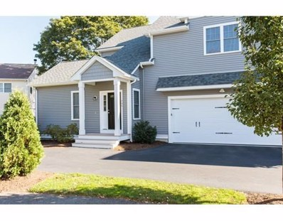 366 Hunnewell Street UNIT 366, Needham, MA 02494 - MLS#: 72244935