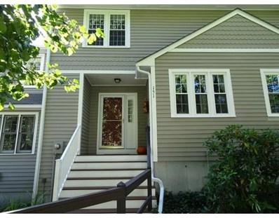 151 Laurelwood Drive UNIT 151, Hopedale, MA 01747 - MLS#: 72245382