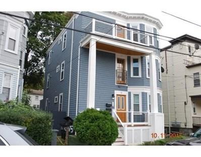15 Groveland St, Boston, MA 02126 - MLS#: 72245797