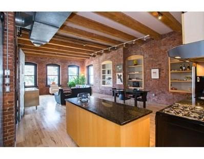 21 Wormwood UNIT 214, Boston, MA 02210 - MLS#: 72245935