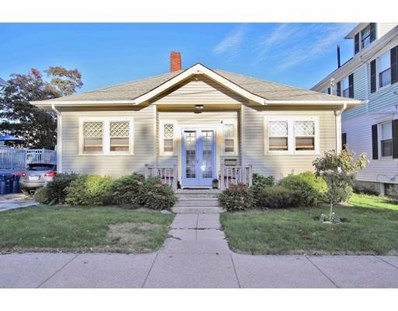 22 Buttonwood St, New Bedford, MA 02740 - MLS#: 72246394