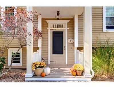 33 Pioneer Lane, Auburn, MA 01501 - MLS#: 72246573