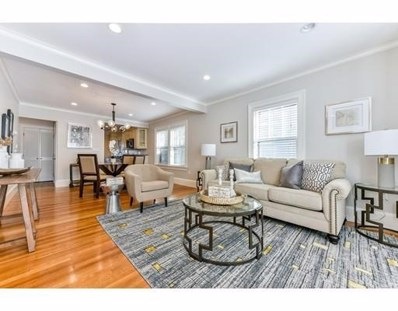8 Upland Rd UNIT 1, Brookline, MA 02445 - MLS#: 72247151