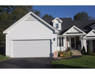 43 Nature View Dr UNIT 43, Uxbridge, MA 01569 - MLS#: 72247202