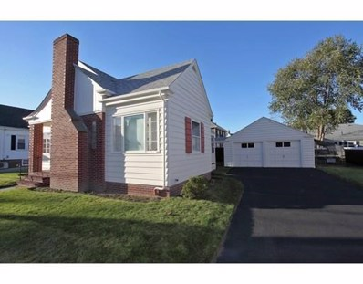 181 Ryan St, New Bedford, MA 02740 - MLS#: 72247330