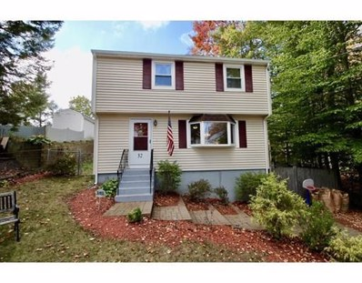 32 Overlook Road, Holbrook, MA 02343 - MLS#: 72248069