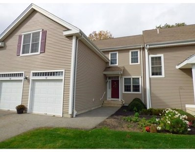 902 Main St UNIT 51, Hanson, MA 02341 - MLS#: 72248202