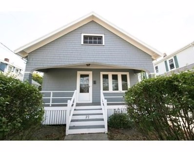 39 Baxter Ave, Quincy, MA 02169 - MLS#: 72248337
