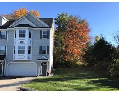 22 Merrimac Way UNIT H, Tyngsborough, MA 01879 - MLS#: 72248734