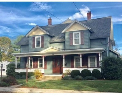 48 Hecla Street, Uxbridge, MA 01569 - MLS#: 72248743