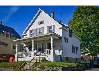 54 Fairbanks Street, Fitchburg, MA 01420 - MLS#: 72248839