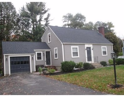 13 Selfridge Rd, Bedford, MA 01730 - MLS#: 72248916