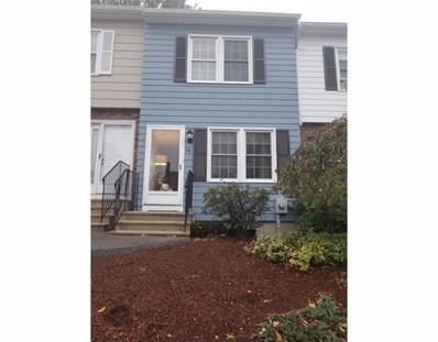 28 Mountainshire Dr UNIT 28, Worcester, MA 01606 - MLS#: 72249056
