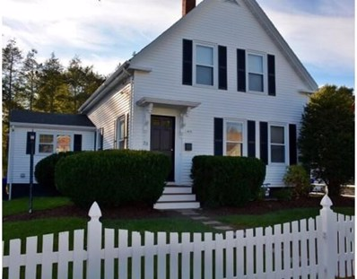 23 Albion St, Rockland, MA 02370 - MLS#: 72249074